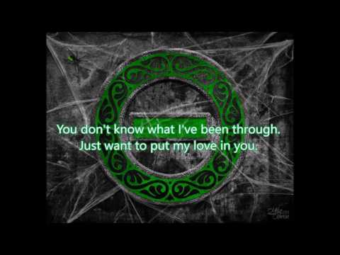 Type-O Negative - Blood & Fire (Lyrics on screen)
