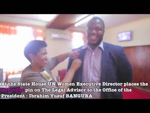 UN Women Exécutive Director visit Sierra Leone