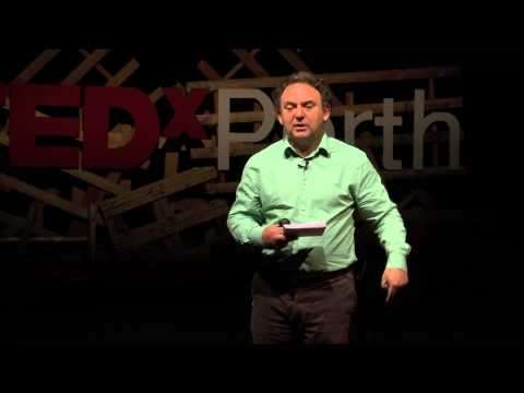 A New Way To Do Journalism: Andrew Jaspan at TEDxPerth