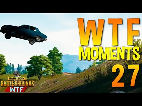 PUBG WTF Funny Moments Highlights Ep 27 (playerunknown's battlegrounds Plays)