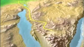 Exodus of Moses at Red Sea - The Real Mount Sinai :: Part 6 of 6