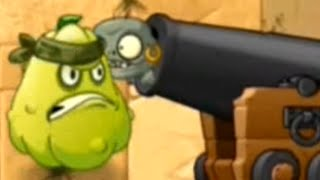 Plants vs. Zombies 2 - A Western Pinata