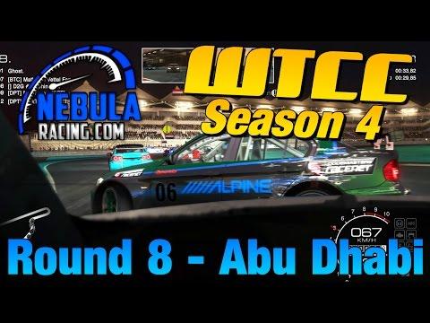 Nebula Racing WTCC S4 // Round 8 - Abu Dhabi [60FPS/HD+]