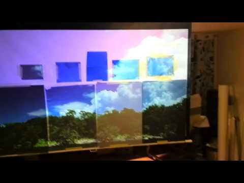 How To Make Black Projector Screen Paint