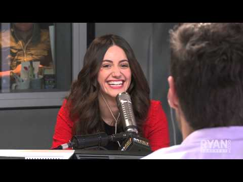 Emmy Rossum Part 1 | Interview | On Air with Ryan Seacrest