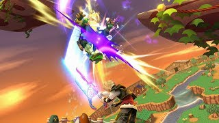 Super Smash Bros. for Wii U: Offline: Carls493 (Shulk) Vs. BDC (Fox) *Take 4*