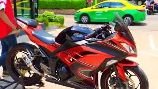ขาย Kawasaki Ninja 300 ร้าน Mega Moto