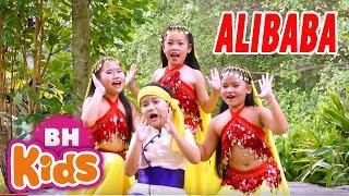 Nhạc Xuân Thiếu Nhi Hay nhất 2018 - ALIBABA  - NHẬT TRUNG - Nhạc Tết Thiếu Nhi 2018