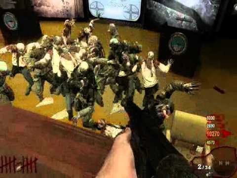 Call Of Duty Black Ops Quot Five Quot Zombie Table Glitch Youtube