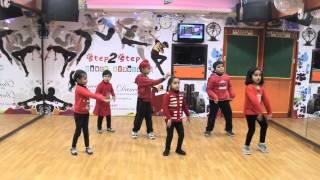 Dance Basanti | Ungli Dance Steps by Step2Step Dance Studio