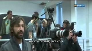 HARLEM SHAKE Juventus: il backstage