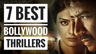 Best Bollywood Thriller Movies - 7 Most Incredible Thrillers (2007 - 2018)  from RakeshTheKumar
