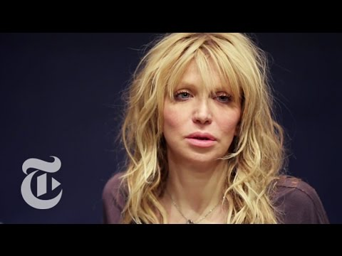 Courtney Love Performs 'All I Ever Wanted' | The New York Times