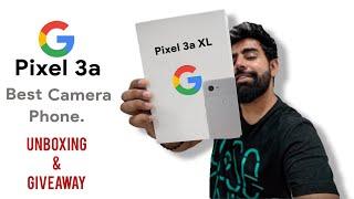 Google Pixel 3a XL Unboxing & Giveaway