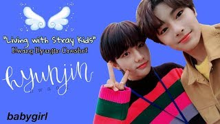 """Living With Stray Kids"" Hwang Hyunjin Oneshot"