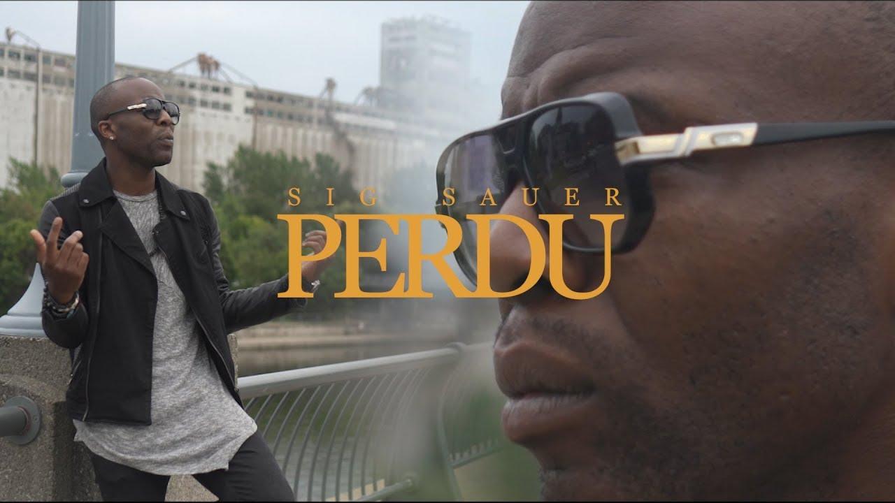 Sig Sauer - Perdu (music video by Kevin Shayne)