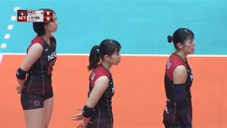 SM2 - SET 4 NEC RED ROCKETS vs TOYOTA AUTO BODY QUEENSIES - EMPRESS CUP 2017