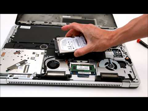 how to copy everything from laptop to hard drive