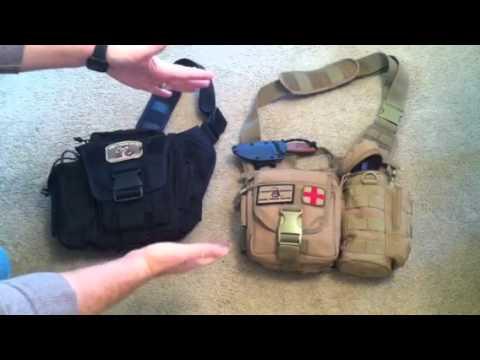 Small Edc Shoulder Bag 43