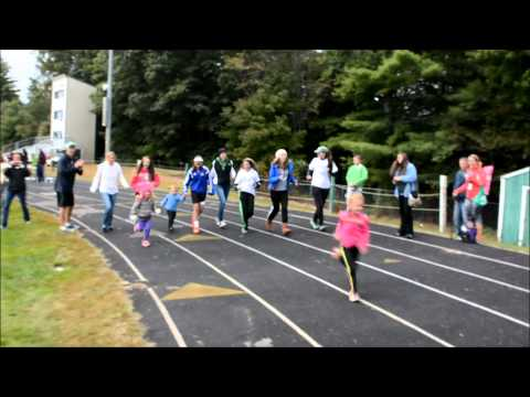 Mustang Fun Run @ Massabesic High School