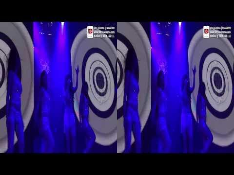 [3D VIDEO] Sải Bước Vào Thế Giới Thượng đỉnh Platinum 18 In 3D (Full)
