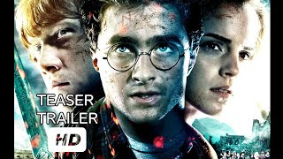 Harry Potter and the cursed child trailer