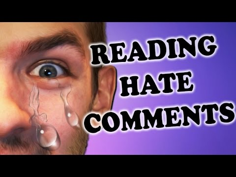 HATE COMMENTS | Reading Your Comments #51