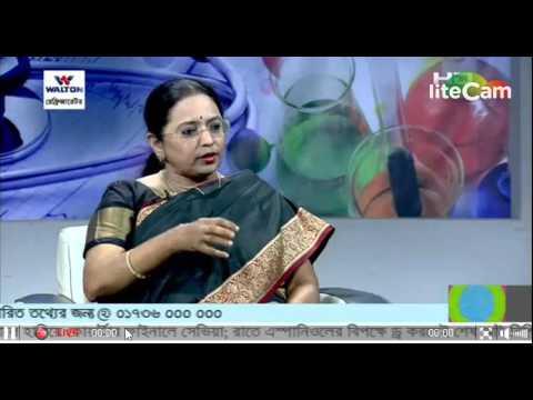 IVF Specialist Dr. Geetha Haripriya program in SATV Bangladesh by AG Medical Tourism Bangladesh