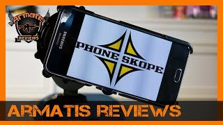 Phone Skope Spotting Scope and Binoculars Review