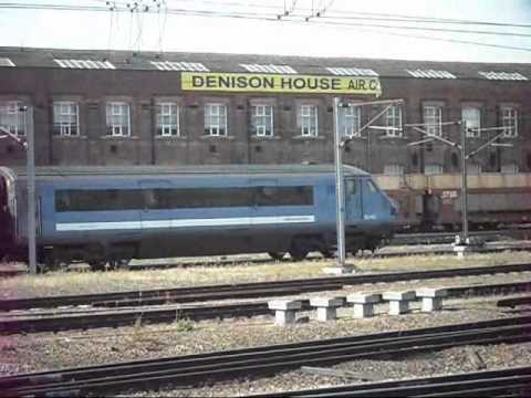 A little trip on my own that I planned as we end up at the central hub of the ECML at Doncaster station In this video, we see a variety of East Coast, Cross ...
