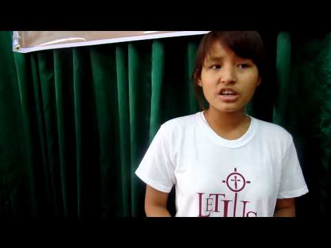 Myanmar student 's Reflection about being SCMer-Antrurian Htoo