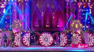 Alia Bhatt Performance Big Star Entertainment Awards 2015