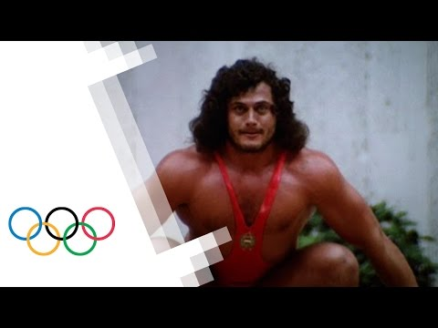 Weightlifting Failure &amp  Success   Moscow 1980 Olympics