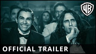 The Disaster Artist - Official Trailer - Warner Bros. UK
