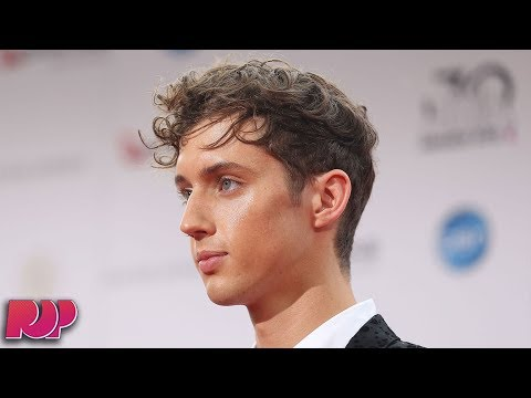 Troye Sivan Fans Are Angry He Threw Away Dead Flowers