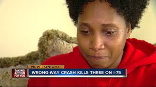 Engaged, expecting couple killed in Thanksgiving wrong-way crash