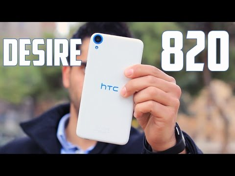 HTC Desire 820, Review en Espa�ol