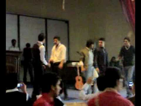 Siit College Sialkot Welcom Party 2009 Dance 7.wmv