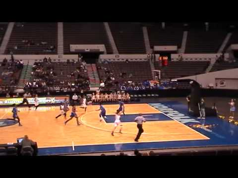 Landstown High School Lady Eagles vs. First Colonial  Norfolk Scope South Semi Finals