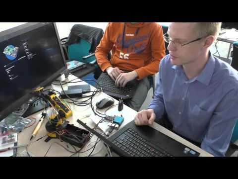 Microsoft IoT Hackathon