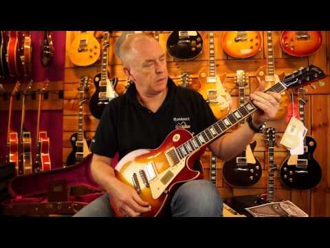 Max Guitar - Gibson 1958 Aged Reissue Les Paul