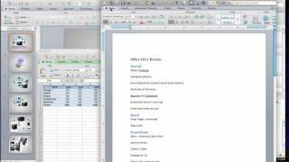 Microsoft Office 2011 for Mac Beta Preview