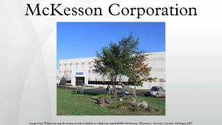 McKesson - What We do