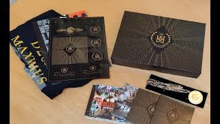 KOLLEGAH Monument Unboxing (Deluxe Box)