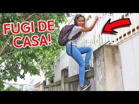 O QUE ACONTECE SE VOCÊ FUGIR DE CASA?! - KIDS FUN