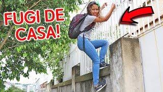 download musica O QUE ACONTECE SE VOCÊ FUGIR DE CASA? - KIDS FUN