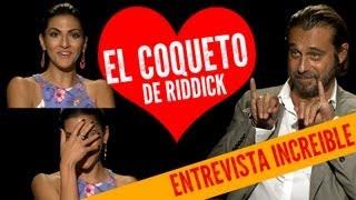 Jordi Mollá, el Coqueto Español de RIDDICK!