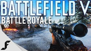 Battlefield 5 Battle Royale