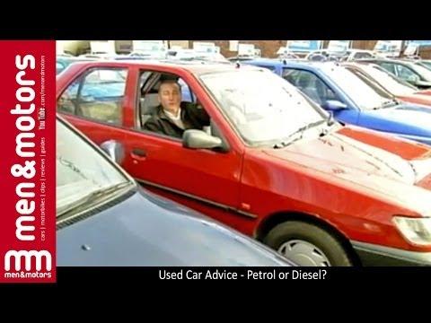 Used Car Advice - Petrol or Diesel?