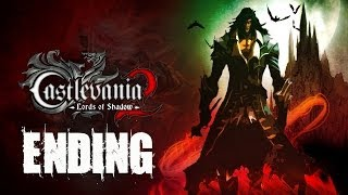 Castlevania Lords of Shadow 2 Final Boss and Ending